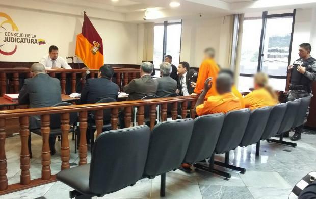 17 procesados en caso 'Soberanía 2' tienen sentencias condenatorias